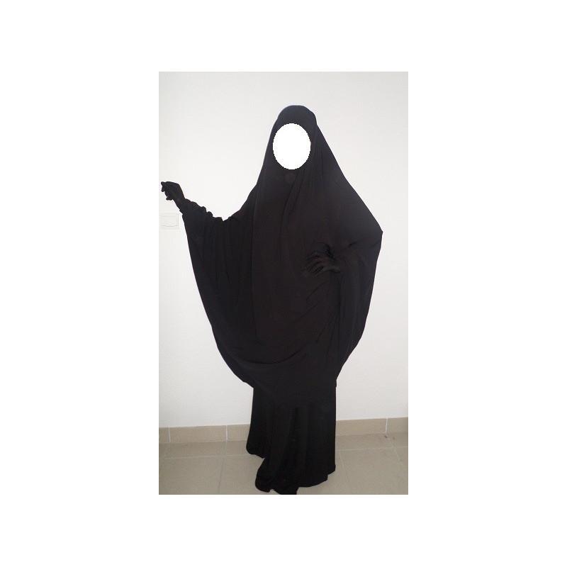 Jilbab as-Saffa NOIR