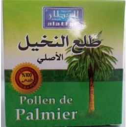 Le pollen de palmier 10 g