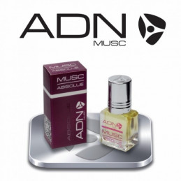 Parfum Musc Absolue - ADN Musc 5ml