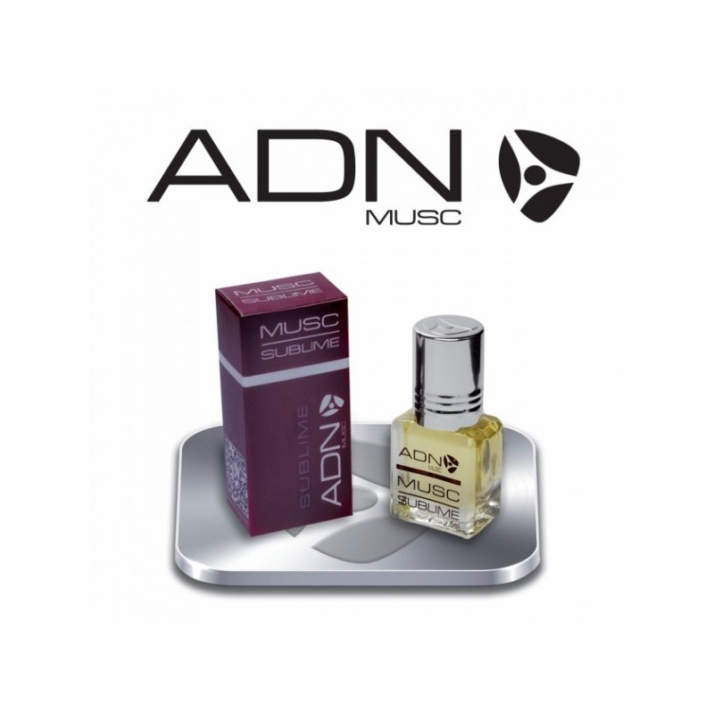 Parfum Musc Sublime - ADN Musc 5ml