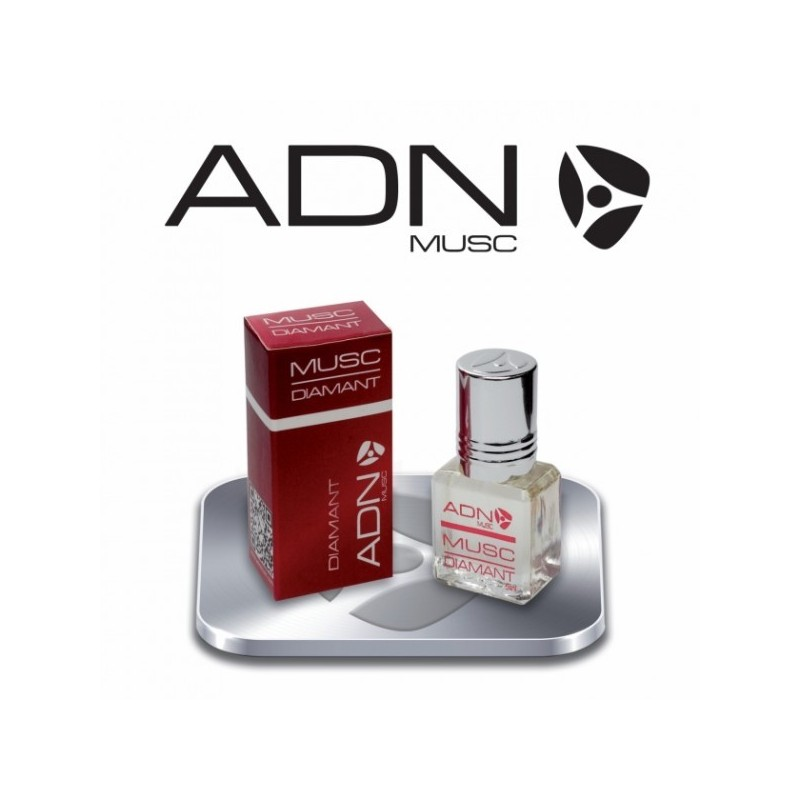 Parfum Musc Diamant - ADN Musc 5ml