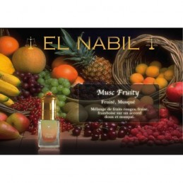 Parfum Musc Fruity - El Nabil 5ml