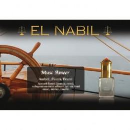 Parfum Musc Ameer - El Nabil 5ml