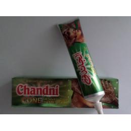 Tube de henné - Chandni Cone Henna Paste