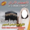 CD Le Coran Complet mp3 - Cheikh Soudaiss
