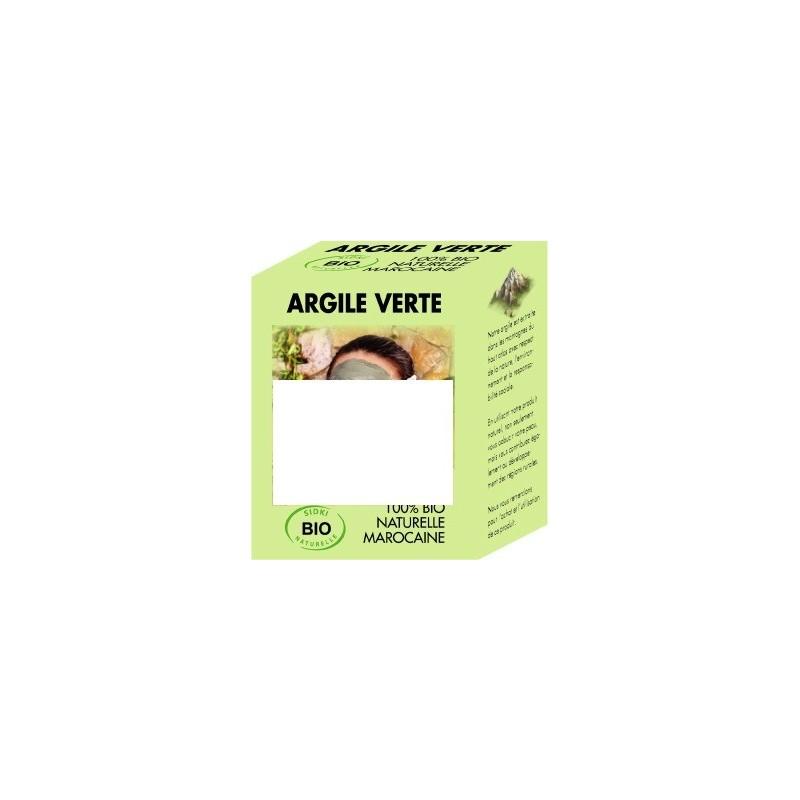 Argile Verte Bio