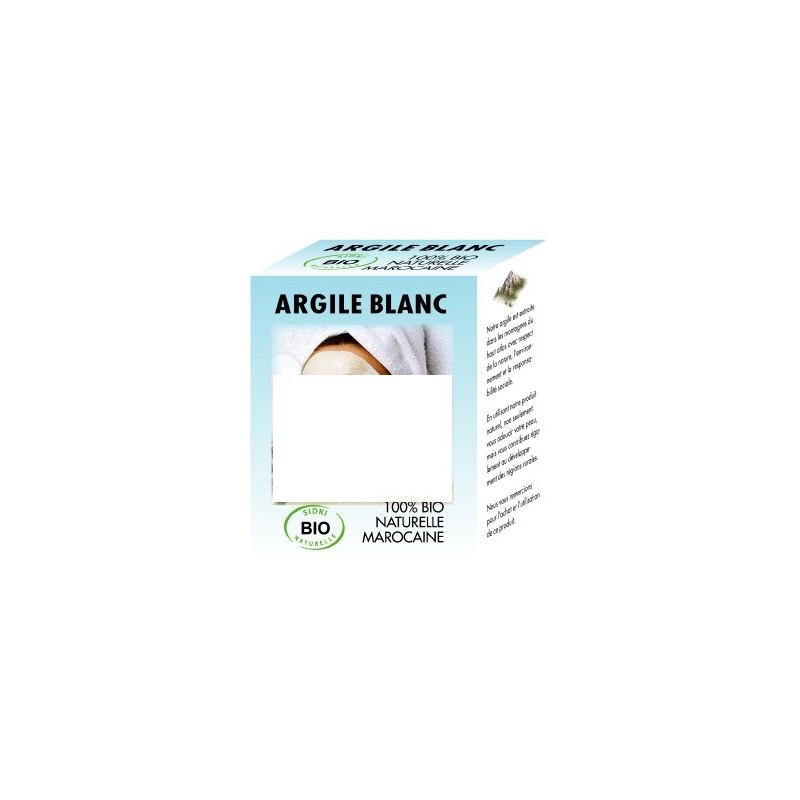Argile Blanche Bio