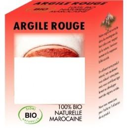 Argile Rouge Bio