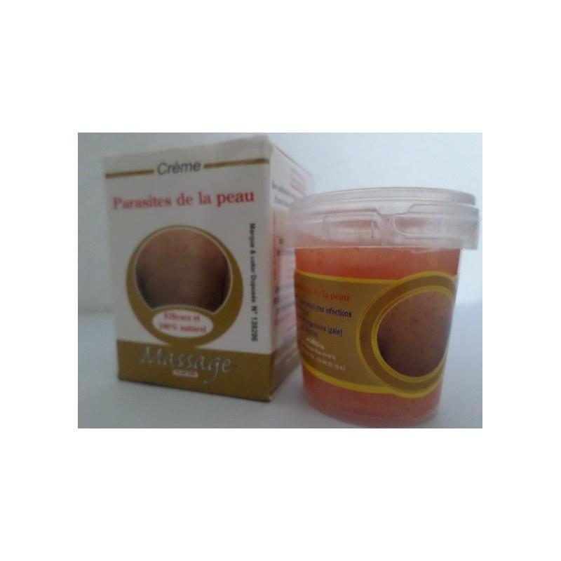 Crème traitement Parasites de la Peau - Achifayne