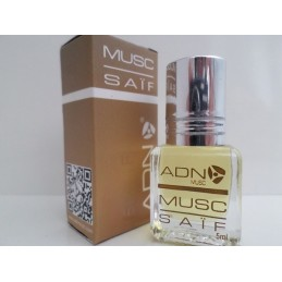 Parfum Musc Saif - ADN Musc 5ml
