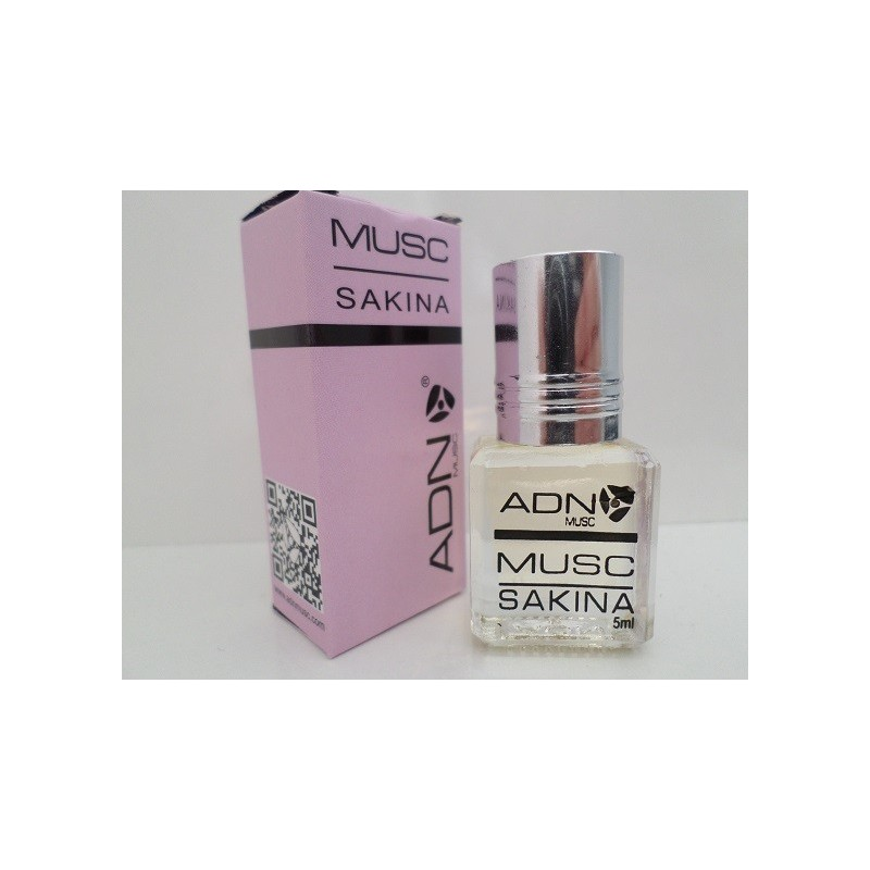 Parfum Musc Sakina - ADN Musc 5ml