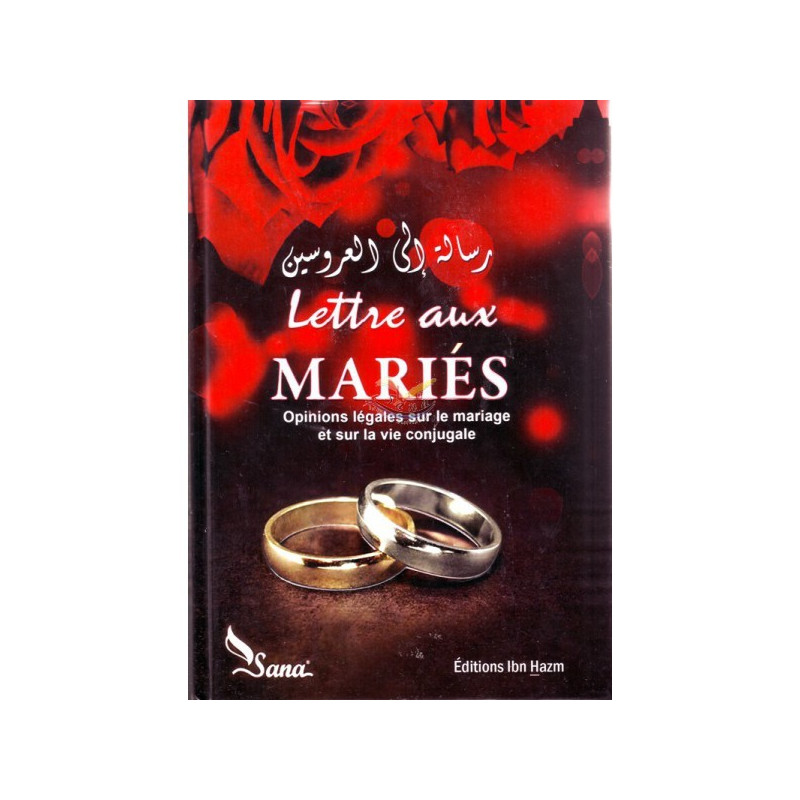 Lettre Aux Mariés