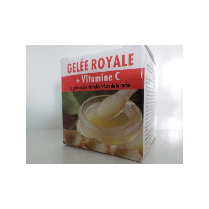 Gelée Royal + Vitamine C