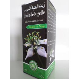 Huile de Nigelle Végétale & Vierge