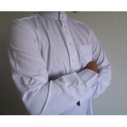 Qamis Daffah - Blanc