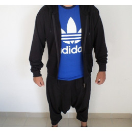 Ensemble Jogging Medinah ( Sarwel + Sweat Capuche )