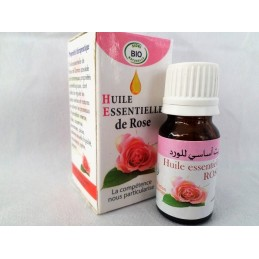 Huile Essentielle de Rose BIO