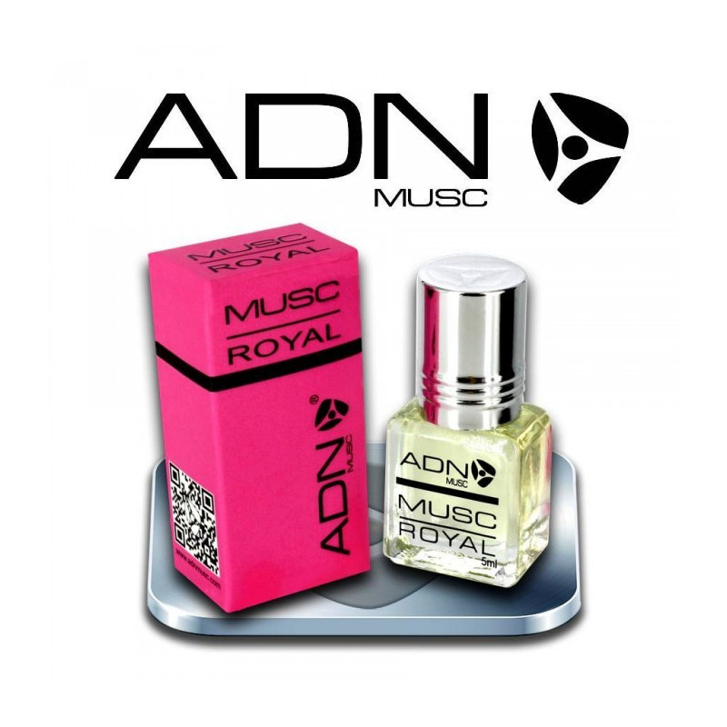 Parfum Musc Royal - ADN