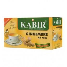 Thé gingembre au miel KABIR