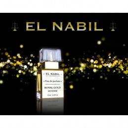Parfum Royal Gold Intense - El Nabil 15ml