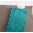 Coran Edition de Luxe Couverture en Daim - Turquoise