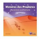 Cd Histoire des Prophètes racontées aux Enfants - Vol 2