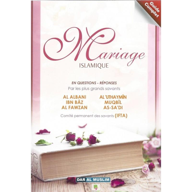 Mariage Islamique en Questions/Réponses