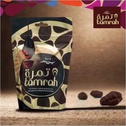 Tamrah - Dattes aux Amandes enrobées de Chocolat Noir