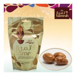 Tamrah - Dattes aux Amandes enrobées de Chocolat & Caramel