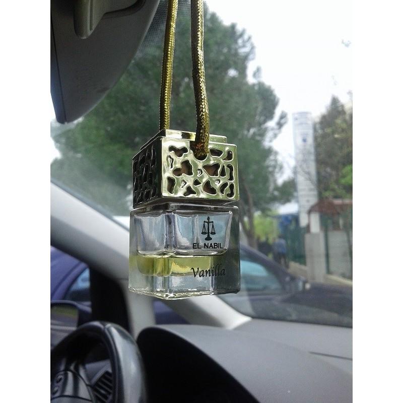 """Parfum pour voiture - """" Vanilla """" El Nabil"""
