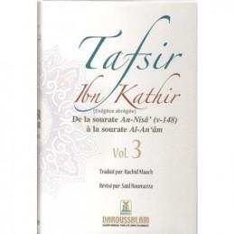 Tafsir Ibn Kathir - Volume 3