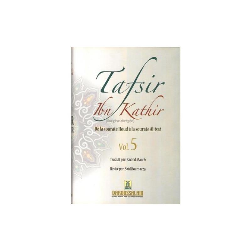 Tafsir Ibn Kathir - Volume 5