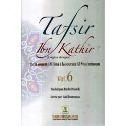 Tafsir Ibn Kathir - Volume 6