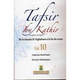 Tafsir Ibn Kathir - Volume 10