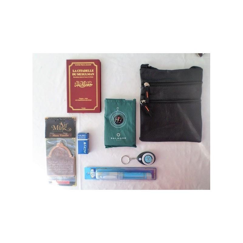 Pack Cadeau Voyage Homme