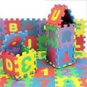 Tapis Puzzle Mousse Alphabet et Chiffre