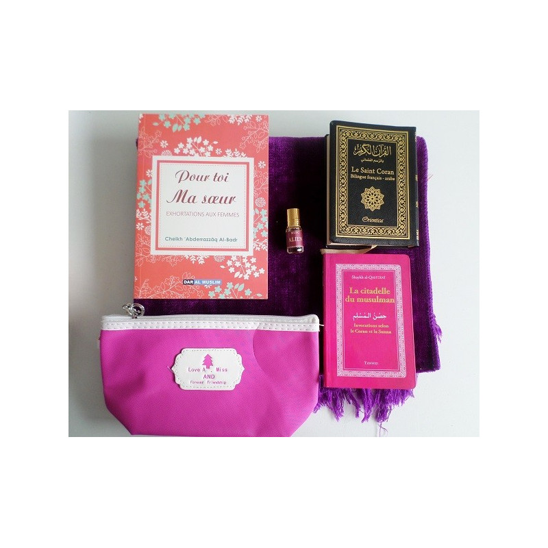 Pack Cadeau Femme Aïda