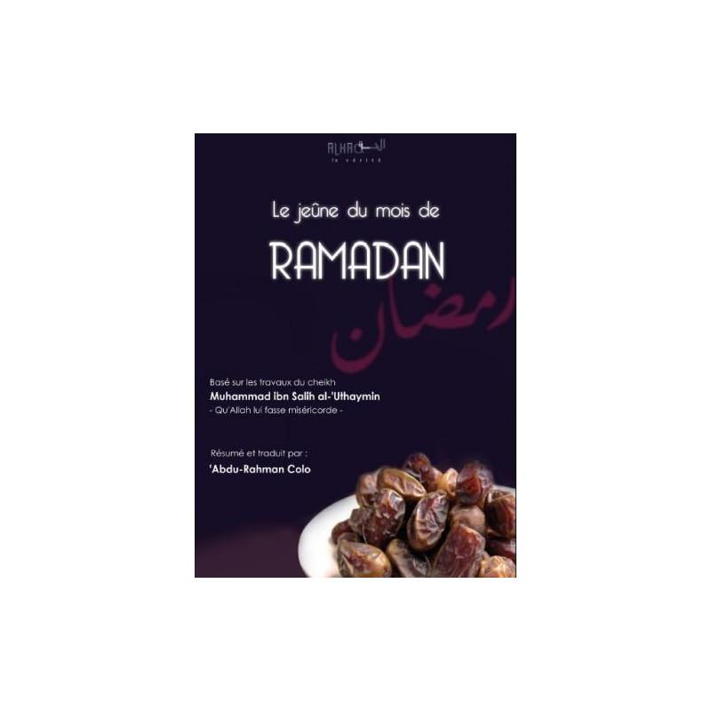 Le Jeûne du Mois de Ramadan