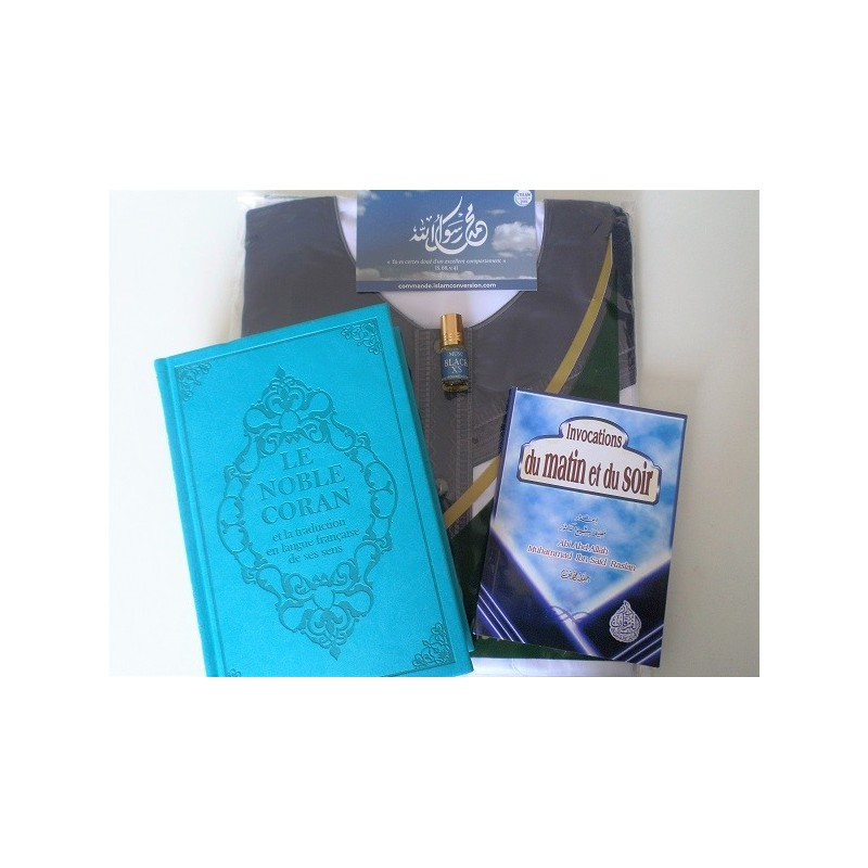 Pack Cadeau Homme Musulman Nouh