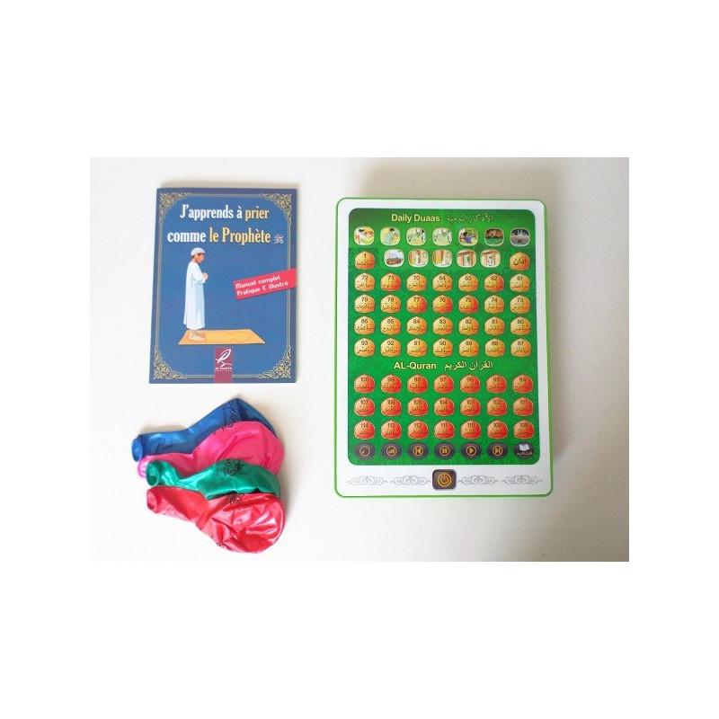 Pack Cadeau Enfant Musulman Aman