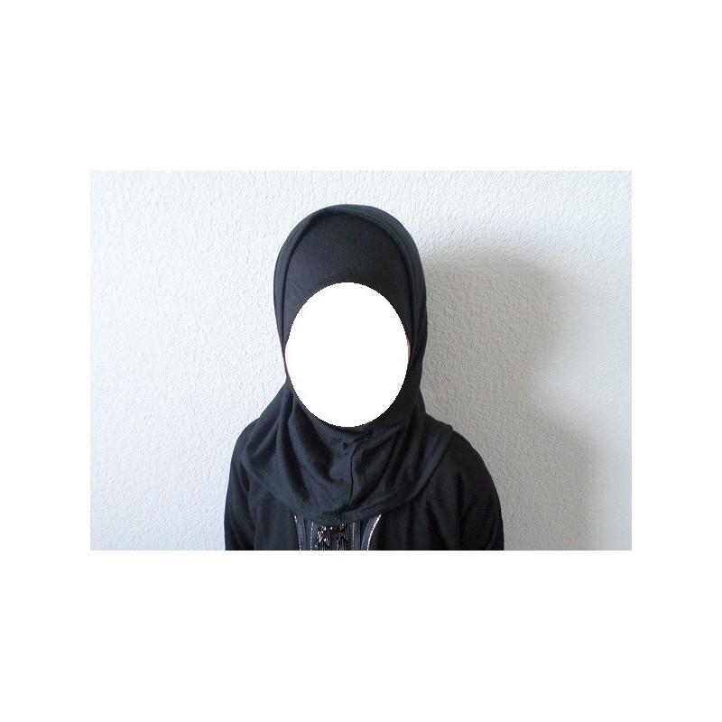 Hijab pour Enfant 2 Pièces