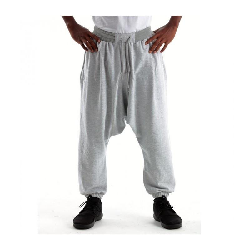 Sarouel Jogging Dc Jeans - Gris