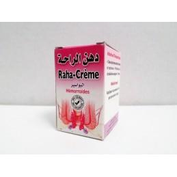 Raha-Crème - Crème Naturelle pour les Hémorroïdes