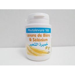 Levure de Bière & Sélénium - Phytolevure 100 Gélules
