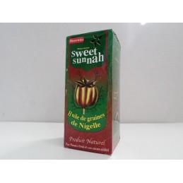 Huile de Nigelle Sweet Sunnah 125ml