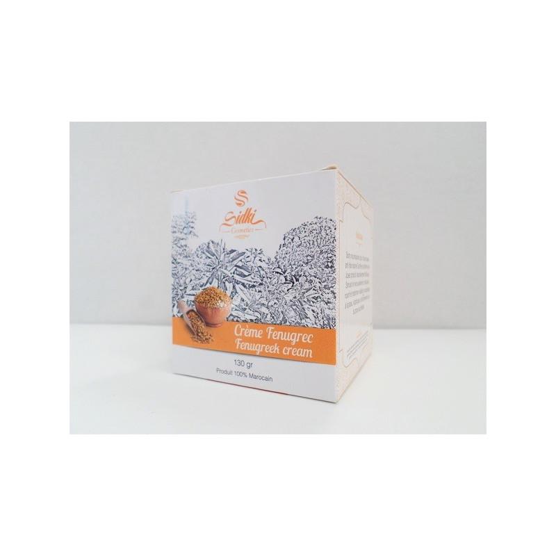 Crème Fenugrec Toutes Types de Peaux