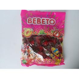 Bonbon Halal Fraises Gélifiées Bebeto 1kg