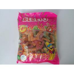 Bonbon Halal Frittes Bebeto 1kg