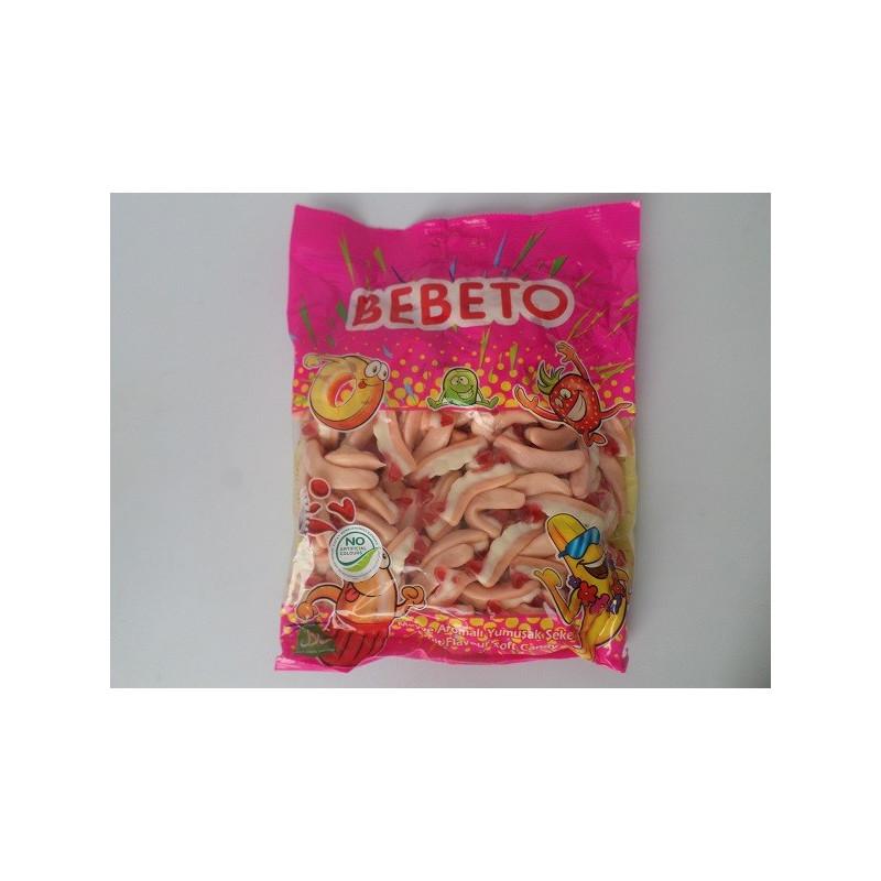 Bonbon Halal Dents gélifiées Bebeto 1kg