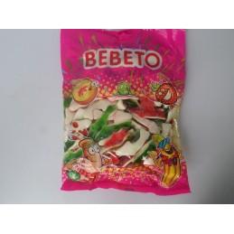 Bonbon Halal Crocodiles Gélifiés Bebeto 1kg